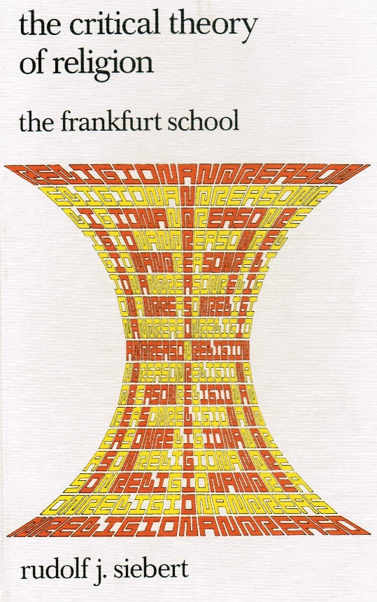 frankfurt school critical theory pdf